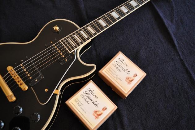 IT-11 Audio Micros Bare Knuckle Gibson Les Paul Custom