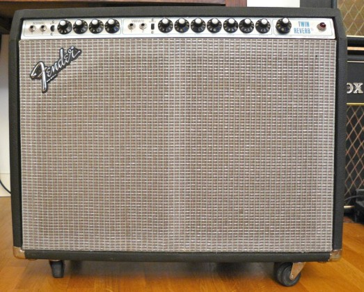 Fender Twin Reverb 135 UL