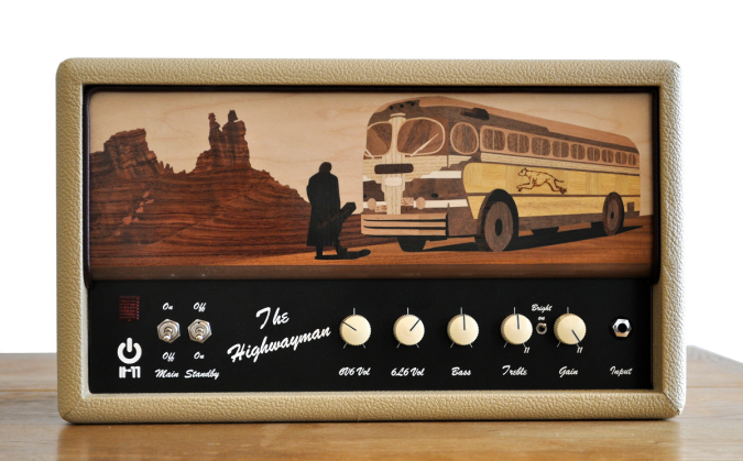 IT-11 Audio Highwayman