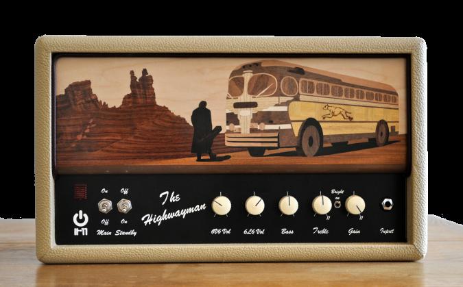 IT-11 Audio Highwayman