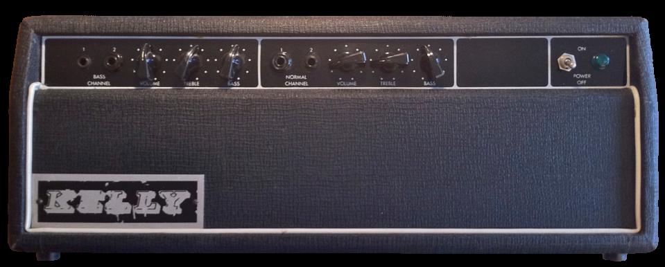 Kelly-amp-50W