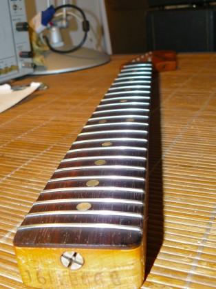 IT-11 Audio restauration Fender Mustang 3