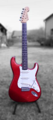 Stratocaster Fender JV