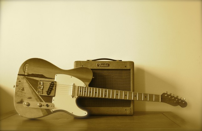 IT-11 Audio telecaster route 66